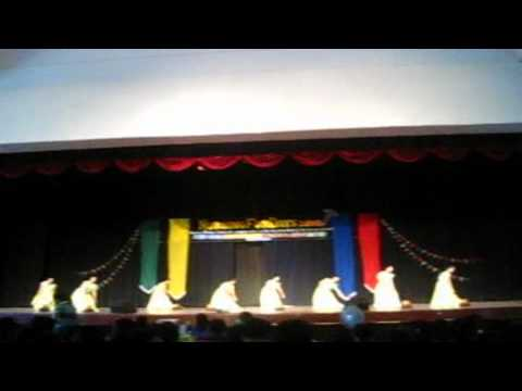 Fun Days 2010 - Philippine Folk Dance - Binuyugan - Neuman 2013 video