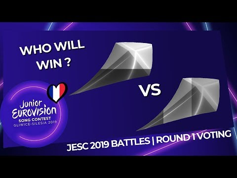 Junior Eurovision 2019 Battles | Round 1 (VOTE NOW)