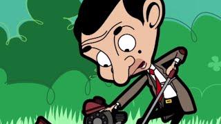 In the Garden | Season 2 Episode 46 | Mr. Bean Official Cartoon