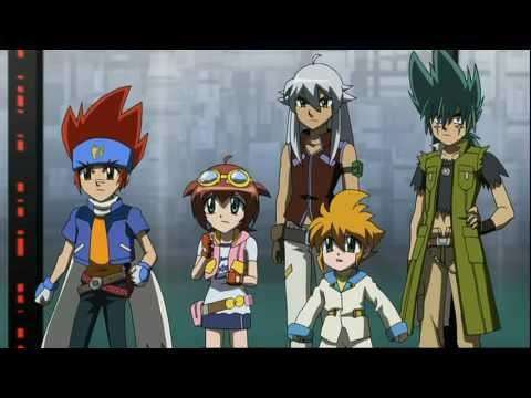 Beyblade metal masters episode 50 (greek)