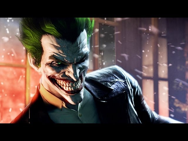 Batman Arkham Origins Cinematic Trailer