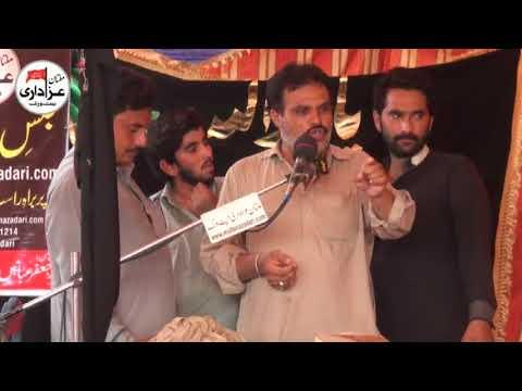 Zakir Nasir Abbas Jam | Majlis 21 August 2017 | Naqvi Laaj Multan