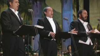 The Three Tenors - Torna a Surriento (Los Angeles 1994)