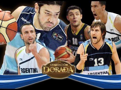 Especial GENERACION DORADA  ESPN  BASKET ARGENTINA