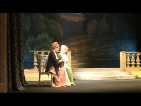 П И Чайковский опера   Евгений Онегин 1д 1 карт 1 дуэт и квартет
