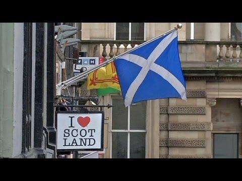الحزب القومي الاسكتلندي يلوح باجراء استفتاء جديد على الاستقلال