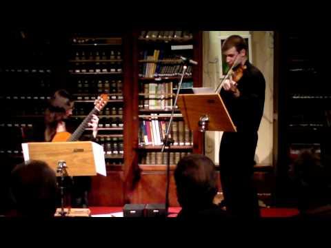 Niccolo Paganini - Centone di Sonate (Sonata I) - Rondo: Allegro
