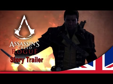 Assassin's Creed Rogue | Story Trailer [UK]