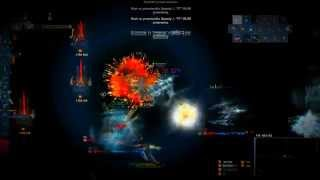"Darkorbit:775★ vs ""TRIPLE-WAR""►[ŐŃŶX],[ØŠМ™],[FTΣ™] (PL2)  ®Gameplay"