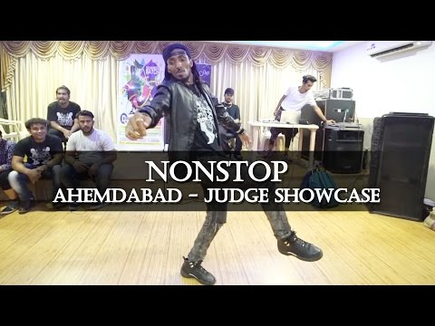 Nonstop aka Marquese 2016 Latest Performance in India (Ahmedabad) Judge Showcase