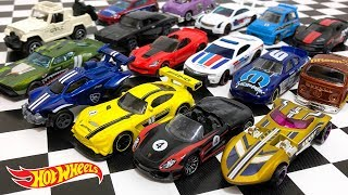 Opening 2019 Hot Wheels D Case Cars!