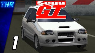 Sega GT (Part 1) - Not So Turismo - Thunder