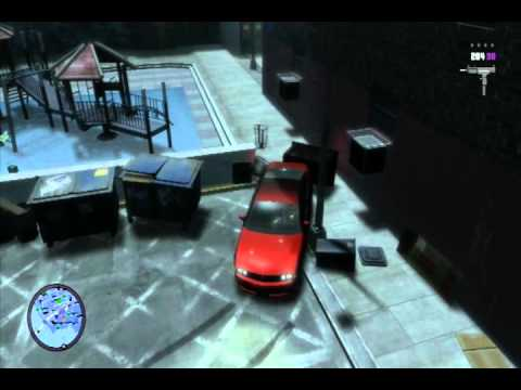 Grand Theft Auto IV: Free Roam Madness -Part 3-