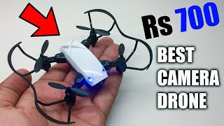 BEST BUDGET Drone in India !! Only Rs700