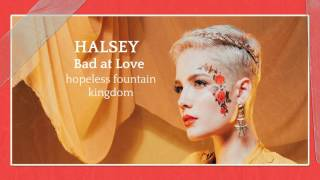 Download Lagu Bad At Love - Halsey (Clean Version) Gratis STAFABAND