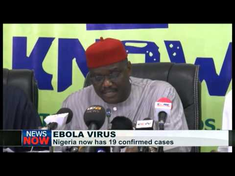 Nigeria announces 19th Ebola case amidst significant progress over virus