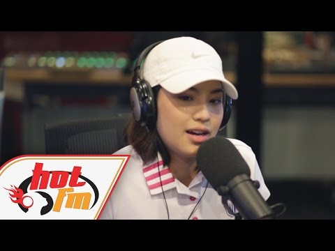 Janna Nick Preview Lagu Baru Di Hot FM