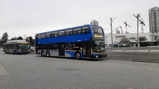 Translink Alexander Dennis Enviro 500 MMC #R19426 on route 555 Carvolth Exchange