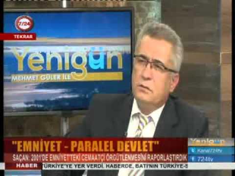 ADİL SERDAR SAÇAN KANAL 7/24 TV DE
