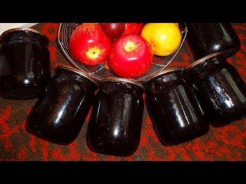 Варенье из черной смородины и апельсина рецепт