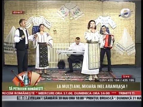 Ramona Pislaru -  Colaj muzica populara LIVE 2015 - Sa petrecem romaneste