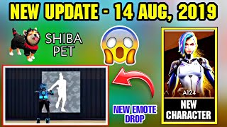 GAME WILL NOT OPEN TOMORROW || NEW UPDATE  NEW EMOTE DROP || GARENA FREEFIRE