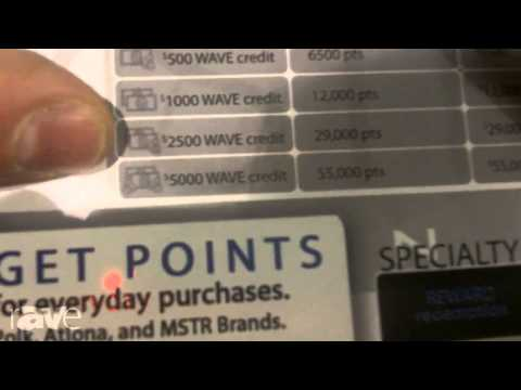CEDIA 2013: Wave Electronics Talks About its Rewards Program