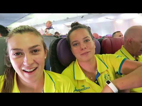 Getting Ready For COMMONWEALTH GAMES- Weekly Vlog