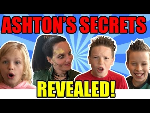 Ninja Kidz TV and Rita reveal Ashton Myler's secrets! More PAY BACK!!!