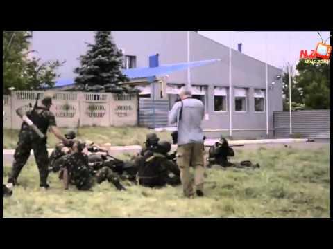 Донбасс Батальон Восток   чеченские боевики в Украине 23 мая
