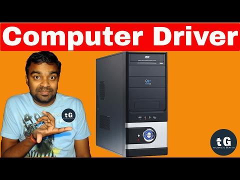 What is Computer Driver ? Technical Guptaji