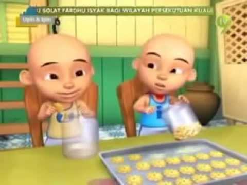 Upin Ipin 2014 - Kuih Untuk Opah (HD)