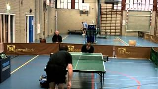 Best Table tennis game ever 2013 NBTF