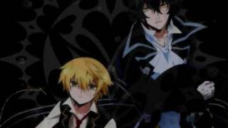 Pandora Hearts : Lacie song whit parole : Everytime you kissed me