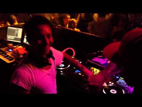 Bassjackers Live DJ Set at 1 OAK Las Vegas on August 21, 2012