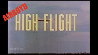 High Flight - Lockheed F-104 Version (Color)