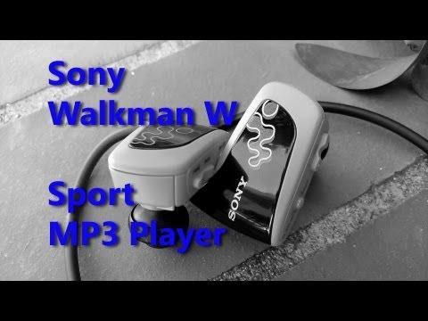 Review: Sony Walkman W Sport MP3 Player (Meb Keflezighi Edition)