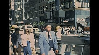 San Francisco 1977 archive footage