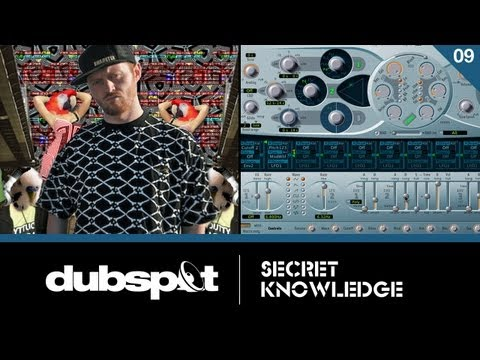 Logic Tutorial: Polyrhythmic Acid Bass Lines w/ ES2 Synth - Secret Knowledge w/ Shadetek Pt 9