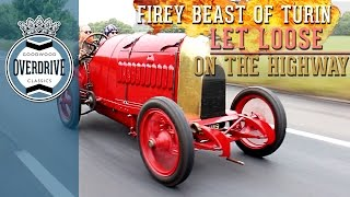 Firey Beast of Turin Let Loose on the Highway | Part One