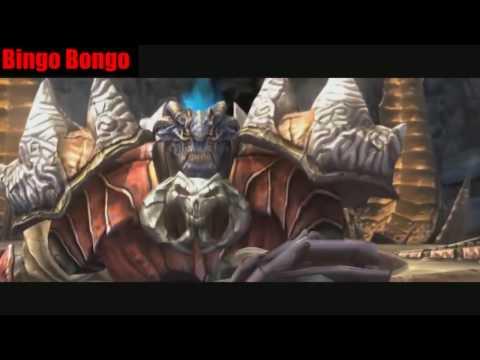 Ангелы против демонов лучше варкрафта !!!