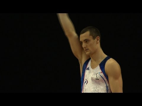 Olympic Qualifications London 2012 - Cyril TOMMASONE (FRA) - PH