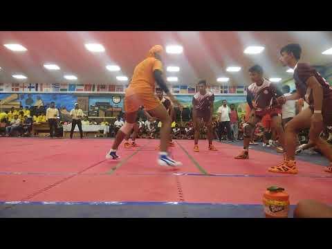 KVS 49th N.S.M kabaddi u-19 Patna vs Hydrabad(1)