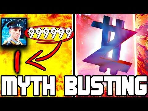 UNLIMITED ZOMBIES POINTS!!! | CALL OF DUTY ZOMBIES | MYTH BUSTING MONDAYS #112