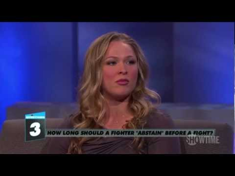 Ronda Rousey on Sex and MMA - Jim Rome on SHOWTIME
