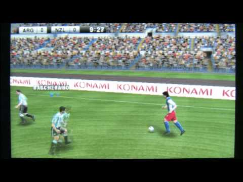 Classic Game Room - PES 2011 3D for Nintendo 3DS review