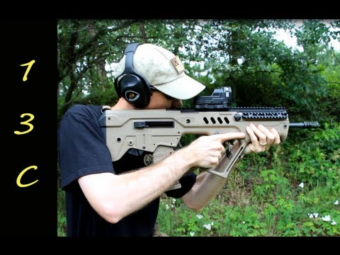 Mepro M21 and Washout Remover WOR on IWI Tavor SAR. a closer look and Review of the Meprolight M21