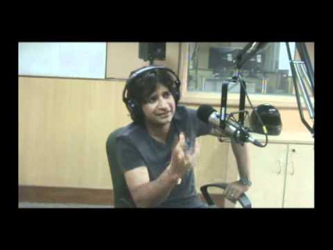 KK's interview at radio city mumbai