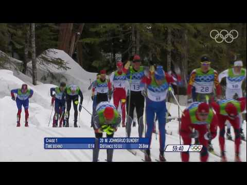 Cross Country Skiing Men 50KM Mass Start Classic Complete Event | Vancouver 2010