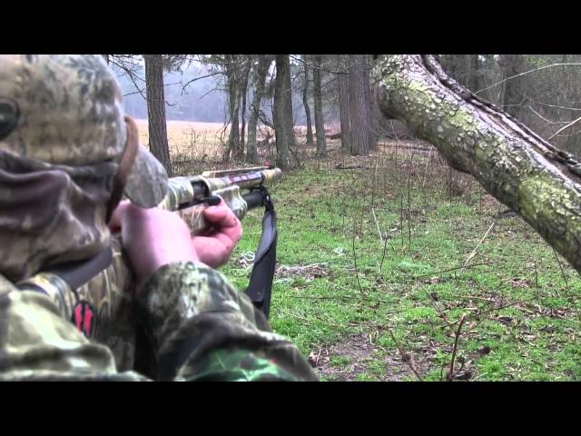 MFK WEB-tv Episode #25: Turkey Hunt Turns Coyote Hunt, QUICK!